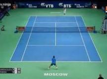 Tennis, Atp Mosca: niente da fare per Fognini vince Carreno Busta