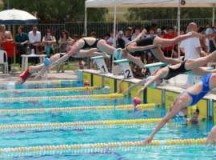 Nuoto, concluso ieri il Trofeo Nico Sapio