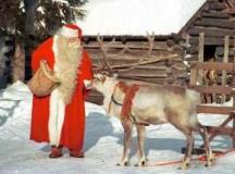 La teoria della relatività spiegata con Babbo Natale