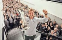 Formula 1 – Addio shock di Nico Rosberg: ritiro da Campione